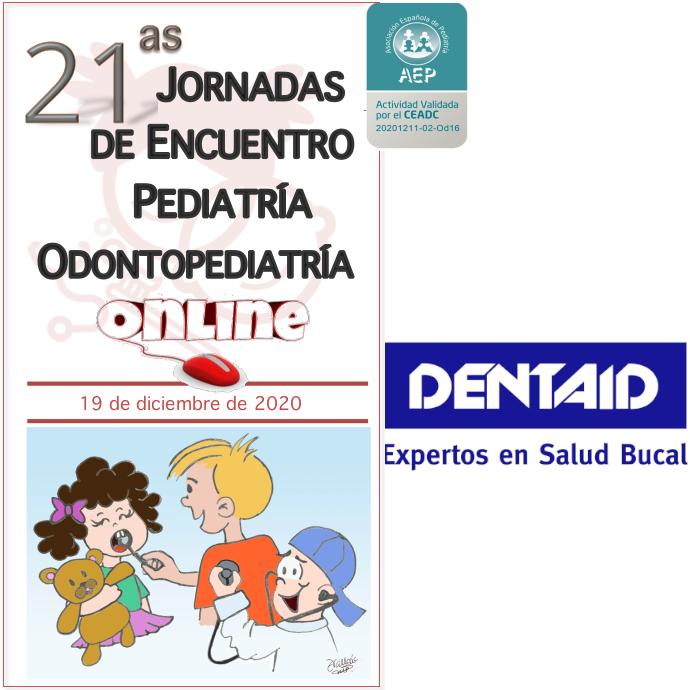 21ª Jornadas Pediatría Odontopediatría