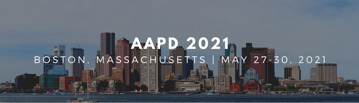 AAPD 73rd Annual Session 2021